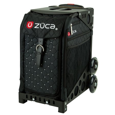 Zuca Sport Artist Mystic Insert w Black Frame + Organization Packing Pouch Set