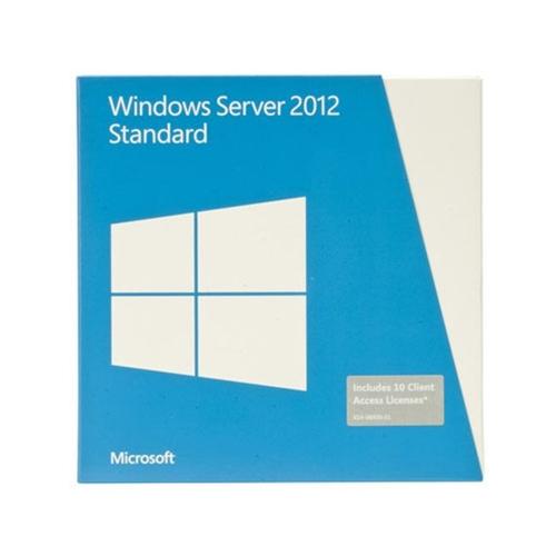 Microsoft P73-05364 Windows Server 2012 Standard 64-Bit 1...