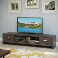 CorLiving TLK-872-B Lakewood Extra Wide TV Bench