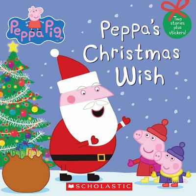 Peppa's Christmas Wish (Peppa Pig) (Paperback)