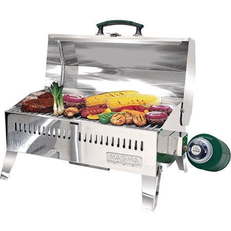 "Magma C10603A Sierra Adventurer Series 9"" x 12"" Gas Grill"