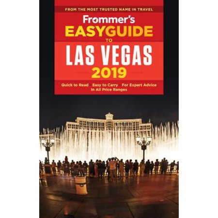 Frommer's easyguide to las vegas 2019: 9781628874204 - Las Vegas Decorations Ideas
