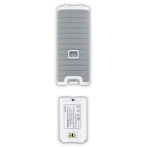 Nyko Battery for Charge Station, Gray (Nintendo Wii)