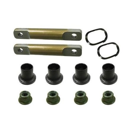 Upper Bolt - Sports Parts Inc SM-08278 Bushing and Bolt Kit for Chrome Moly Upper A-Arms
