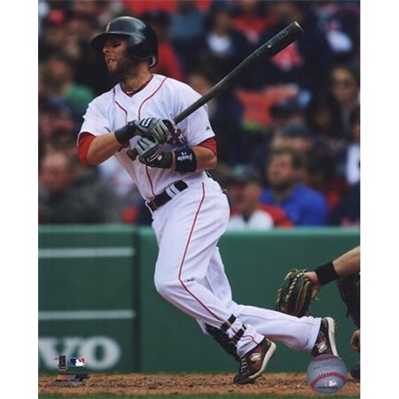 Photofile PFSAAMH22501 Dustin Pedroia 2010 Action Photo Sports - 8 x 10 - image 1 de 1
