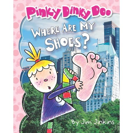Pinky Dinky Doo: Where Are My Shoes? - eBook