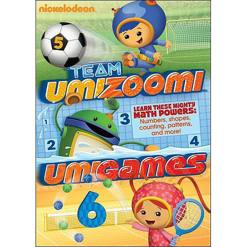 Team Umizoomi: Umi Games (Full Frame)