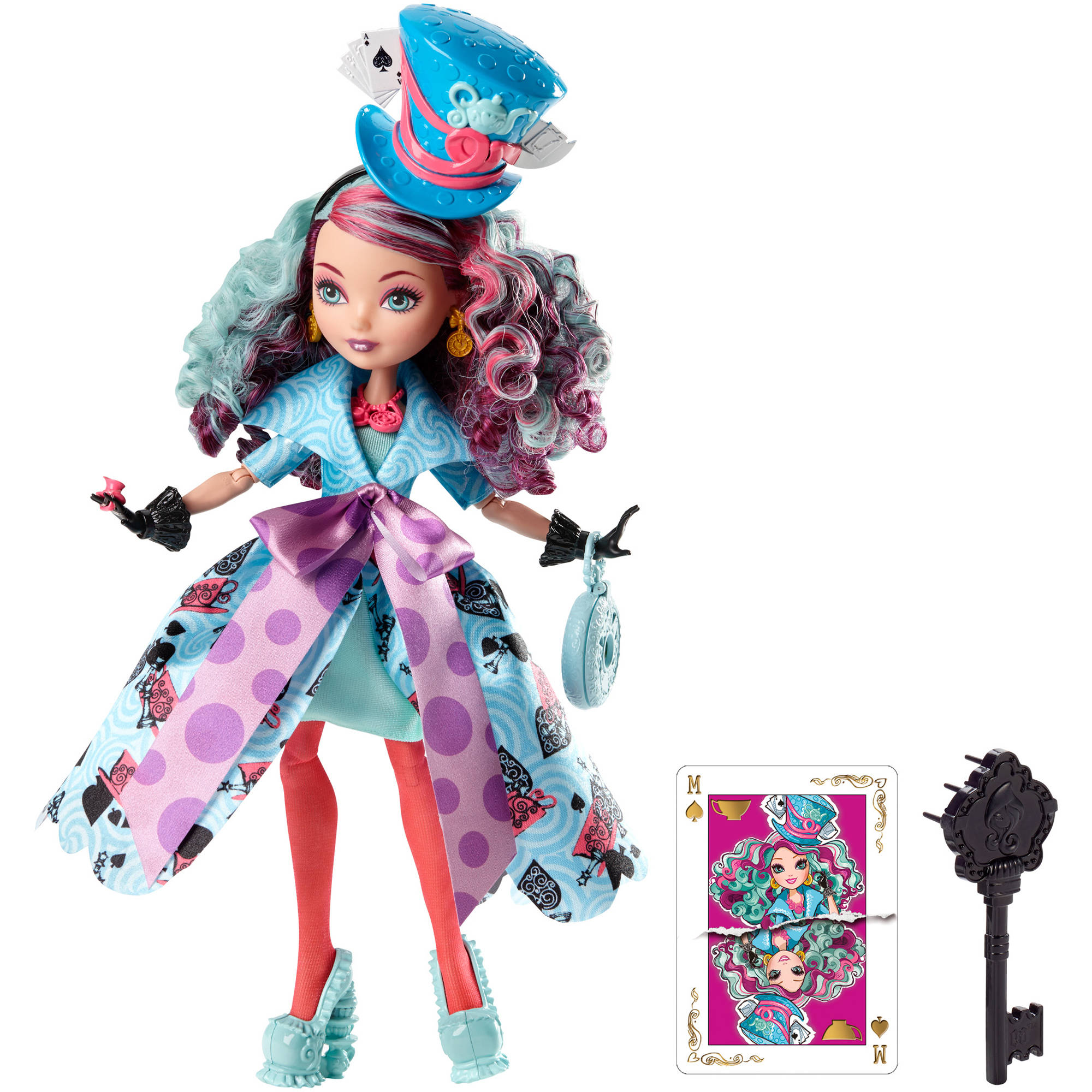 Ever After High Wonderland Madeline Hatter Doll by Mattel