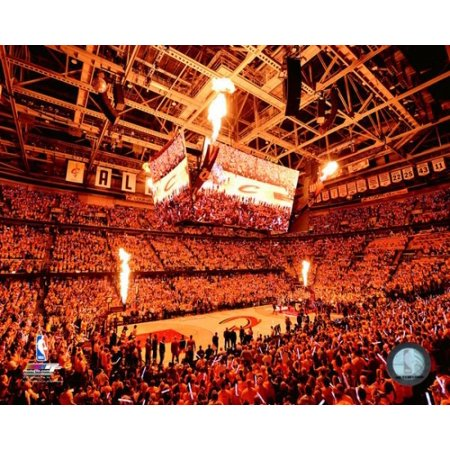 Quicken Loans Arena Game 4 Of The 2015 Eastern Conference Finals Photo Print