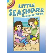 Little Seashore Activity Book : 86 Full-Color Plates