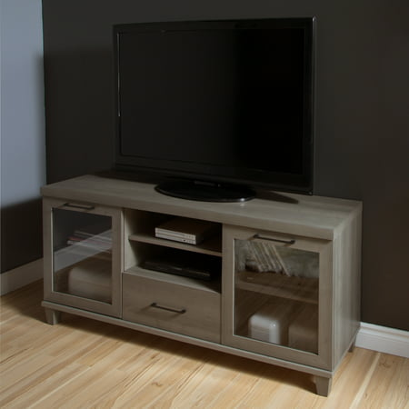 Maple Credenza Base - South Shore Adrian TV Stand, for TVs up to 60