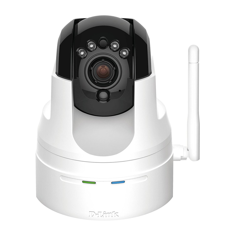 D-LINK DCS-5222L HD Pan & Tilt Wi-Fi Video Security Camer...