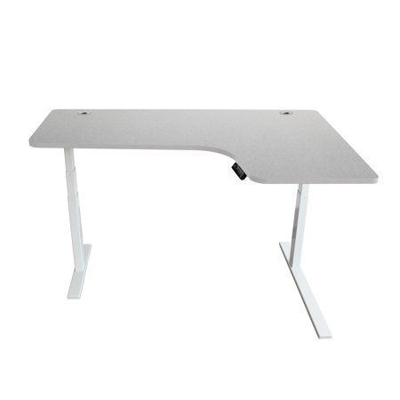 Caesar Hardware ALA Ergonomic In Memory Buttons LED - Adjustable height table hardware