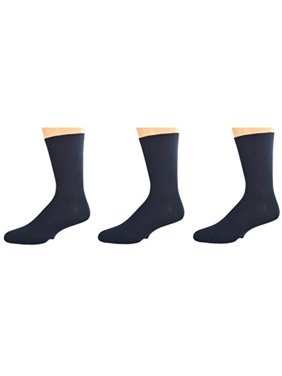 0345ea231 Product Image Sierra Socks Unisex Big Boys Girls Classic Dress Uniform  Ribed 3 Pair Pack Crew Socks K263