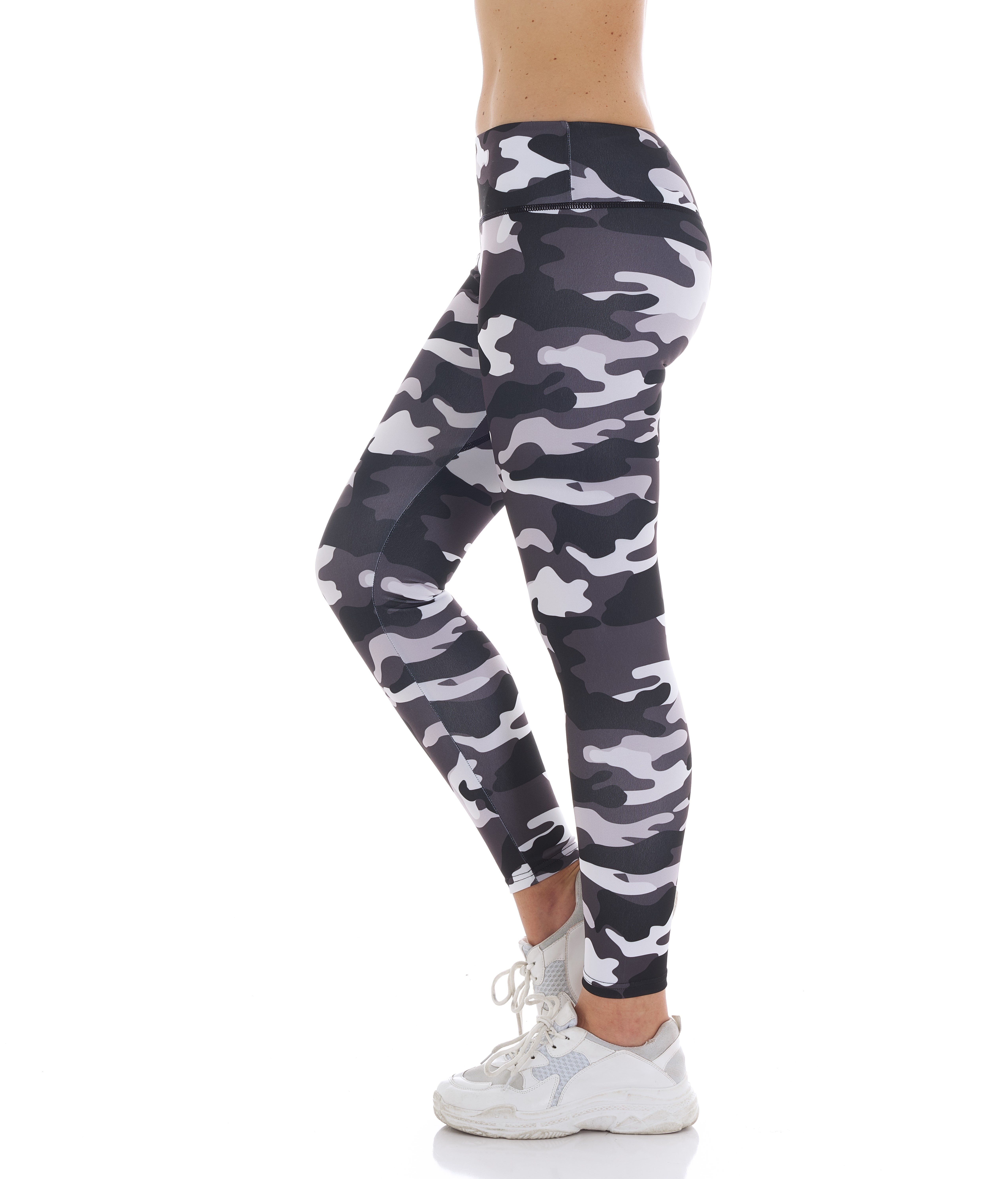 Women's Active High Rise Camo 7/8 Legging by Bsp