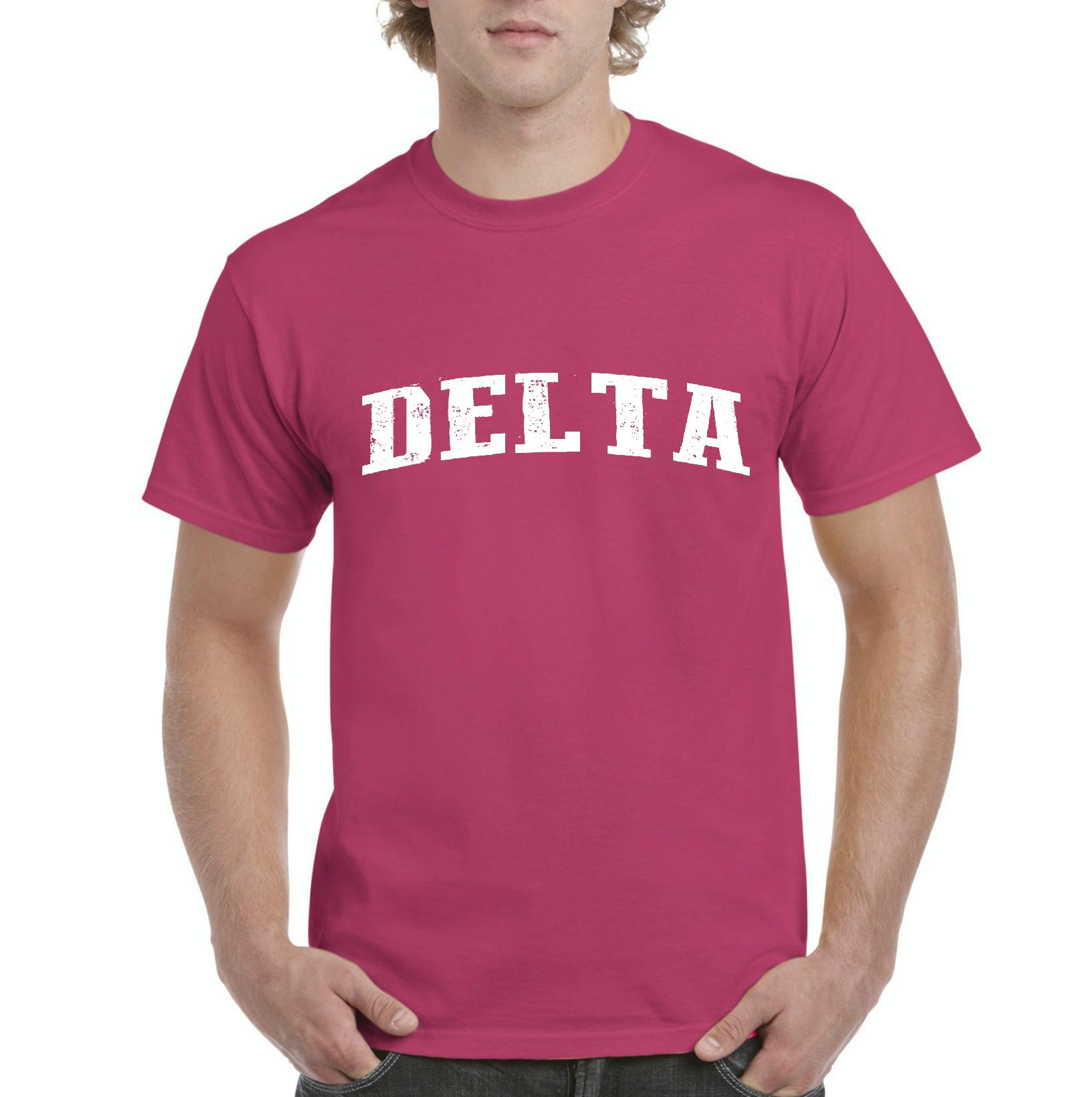 Delta British Columbia  Mens Shirts