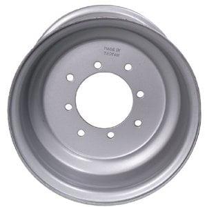 ITP Steel ATV Wheel 8x8.5 3.5+5 4110/130 Silver ()