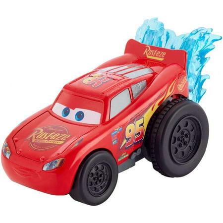 Disney/Pixar Cars 3 Splash Racers Lightning McQueen Vehicle - Lightning Mcqueen Gifts