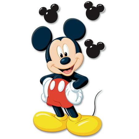 Disney Dimensional Stickers-Mickey - Mickey Stickers