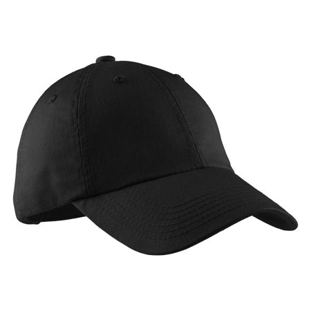 Port Authority Garment Washed Comfort Cap (Garment Washed Fitted Cap)