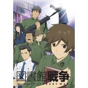 Library War Anime TV Series [DVD] by Weades Moines Video