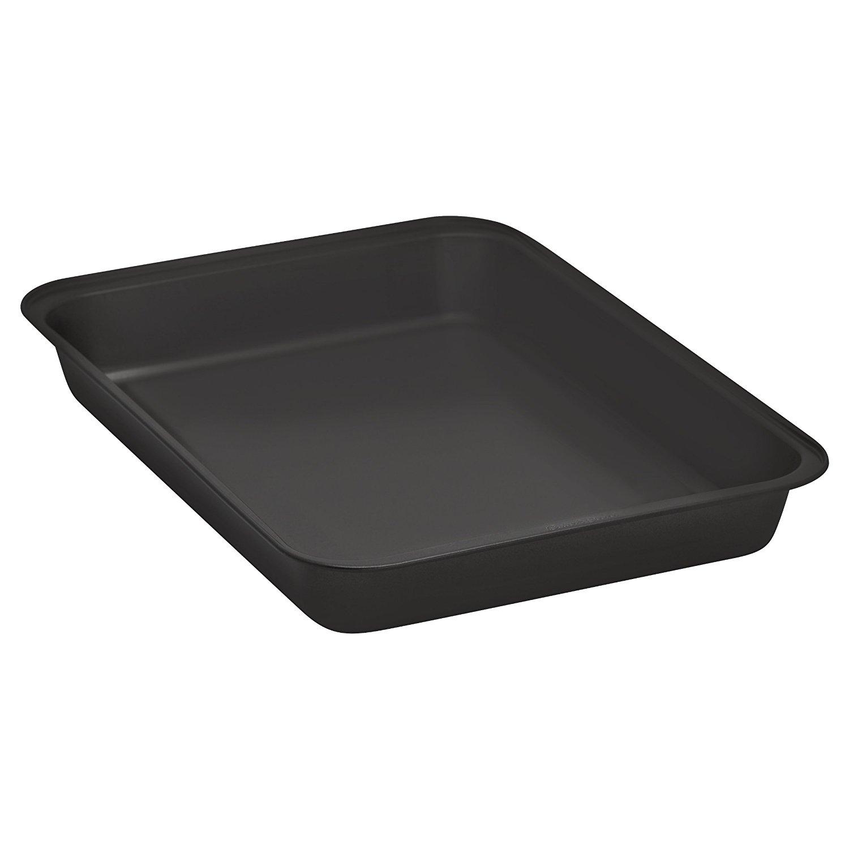 1114459 Essentials Lasagna-Roasting Pan, Premium non-stick finish By Baker's Secret by
