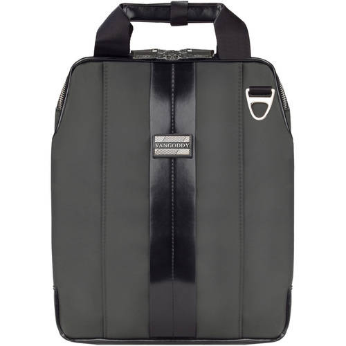 VANGODDY Professional Over the Shoulder School Office Business Bag fits up to 11, 11.6 Inch Tablets / Laptops / Netbooks [Apple, Acer, Asus, HP Samsung, Toshiba, etc]