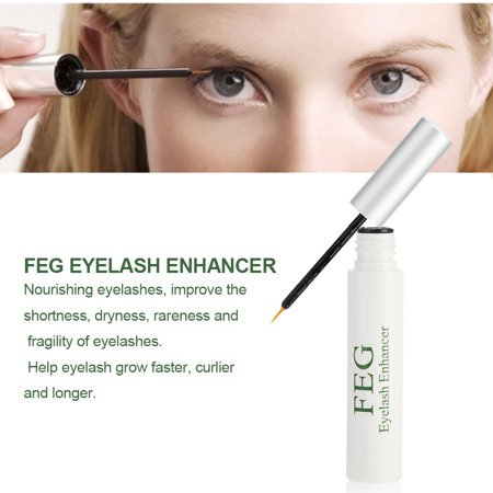 eba5c2229c9 FEG Eyelash Growth Nourishing Enhancer Eyelash Serum 100% Natural For  Longer & Darker Eyelash,