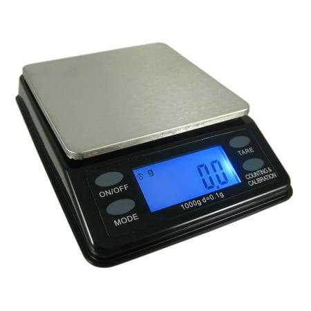 US-MINIBENCH by US Balance 1000 x 0.1 gram Digital Pocket Scale (Digital Balance)