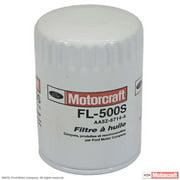Motorcraft Engine Oil Filter, FL500S