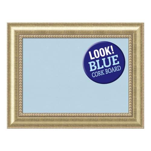 Amanti Art DSWASTCB3527 Astoria 35 Inch x 27 Inch Framed Cork Board