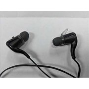 Refurbished Plantronics BackBeat Go 2 Wireless Hi-Fi Earbud Headphones Compatible with iPhone, iPad, Android, and Other Leading Smart Device