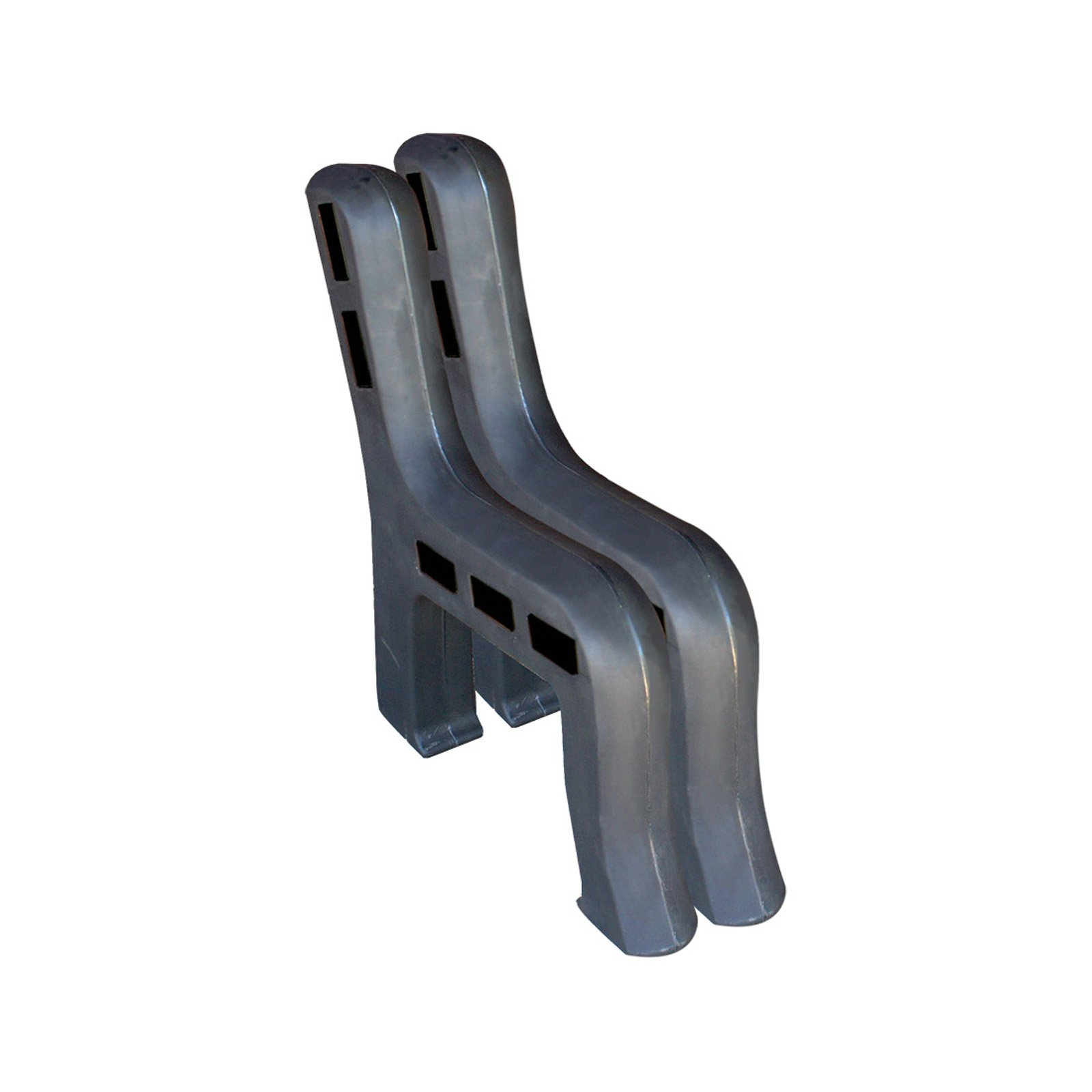 RTS Companies Inc DIY Plastic Bench Ends - Set of 2