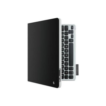 LOGITECH 920-005460 Keyboard/Cover Case (Folio) for iPad - Carbon