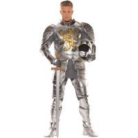 Knight In Shining Armour Men's Adult Halloween Costume