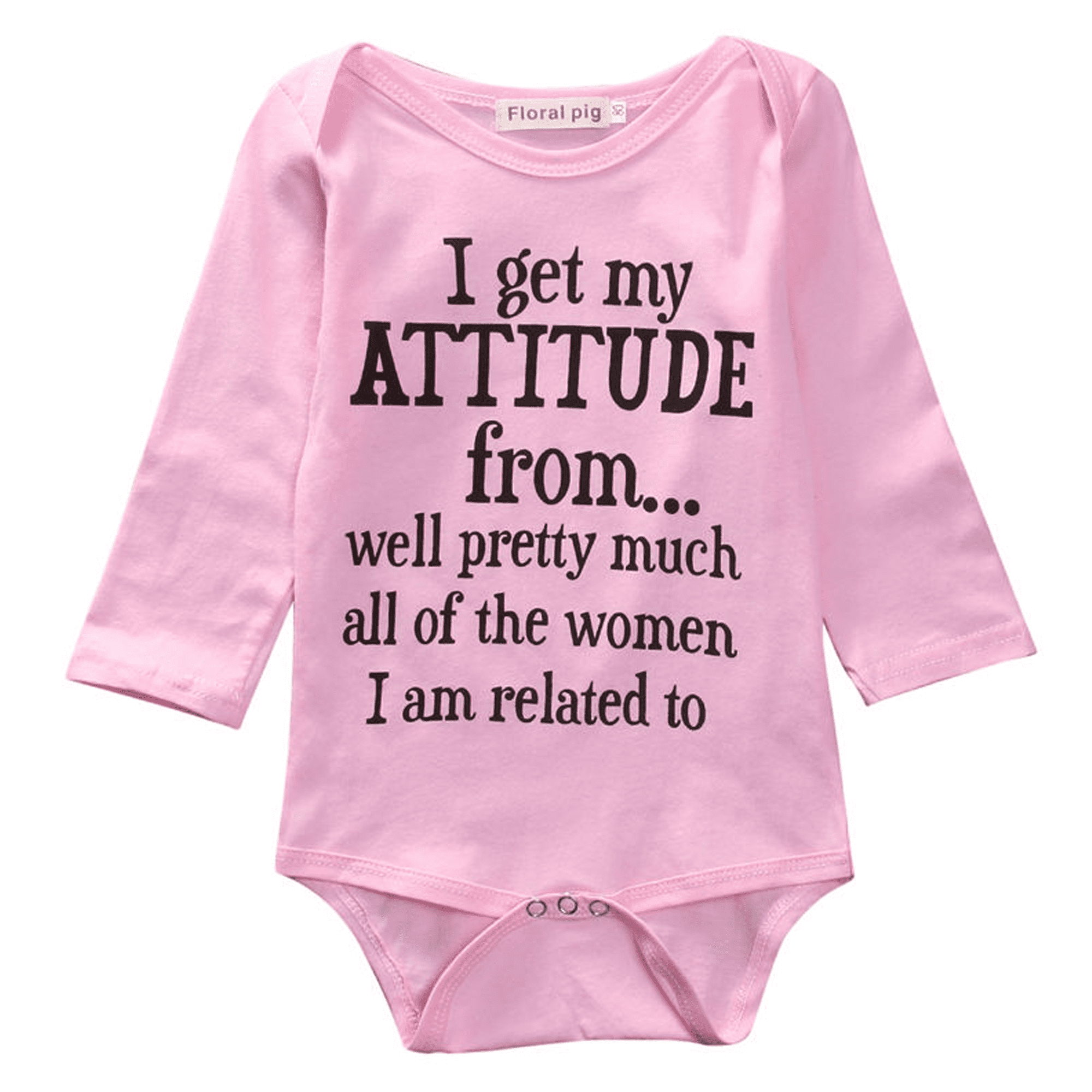 suanret - Cotton Newborn Baby Girls Bodysuit,Baby Shower Gift, Baby Girl  Clothes, Home Set - Walmart.com