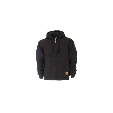 Original Hooded Jacket Size S Regular (Black)