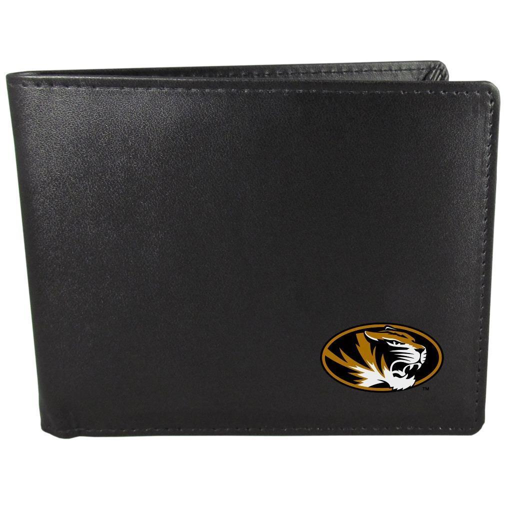 Missouri Tigers Bifold Wallet Black ID Window Bifold
