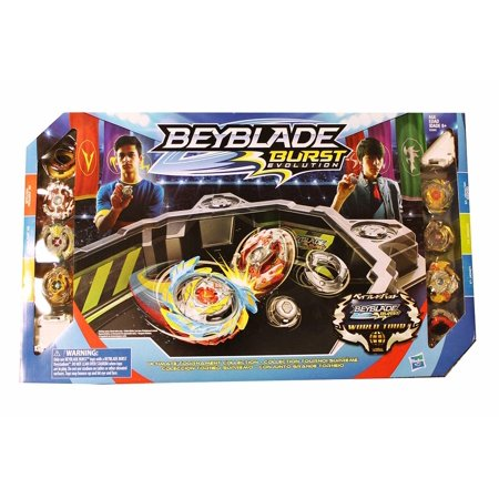 Beyblade Burst Ultimate Tournament Collection Playset