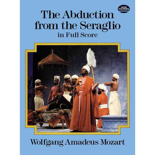 The Abduction from the Seraglio in Full Score