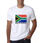 South Africa Flag - Special Vintage Edition Men's T-Shirt