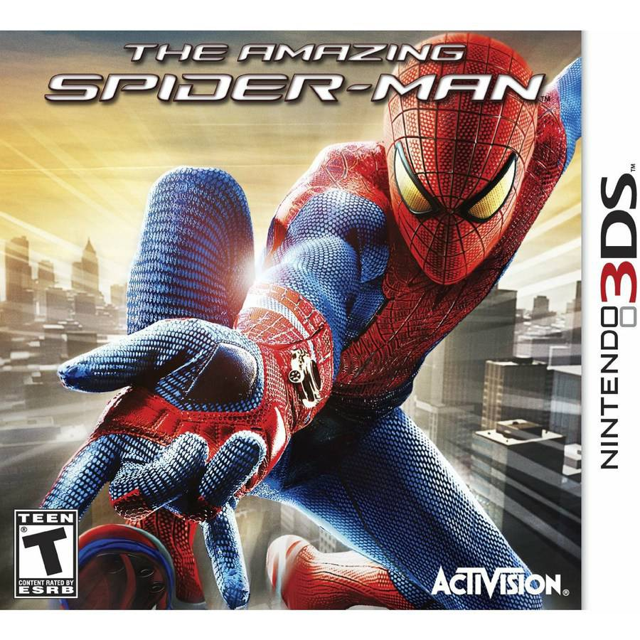 Amazing Spiderman (Nintendo 3DS)
