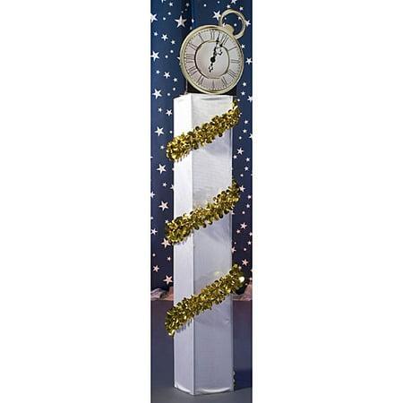 9 ft. 8 in. Enchanted Clock Column (Eight Column)