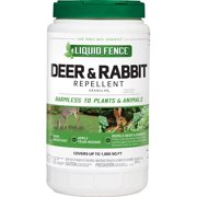 Liquid Fence Deer And Rabbit Repellent Granular 2 Pounds