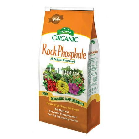 Brown Soil - Espoma Company 28LB Rock Phosphate