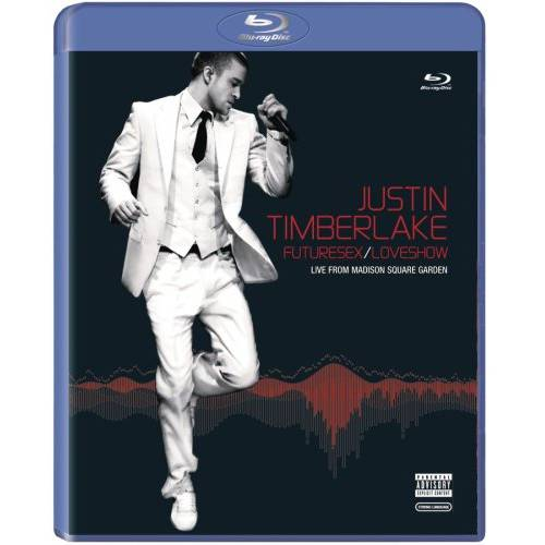 Justin Timberlake: Futuresex / Loveshow: Live From Madison Square Garden (Blu-ray) (Widescreen)