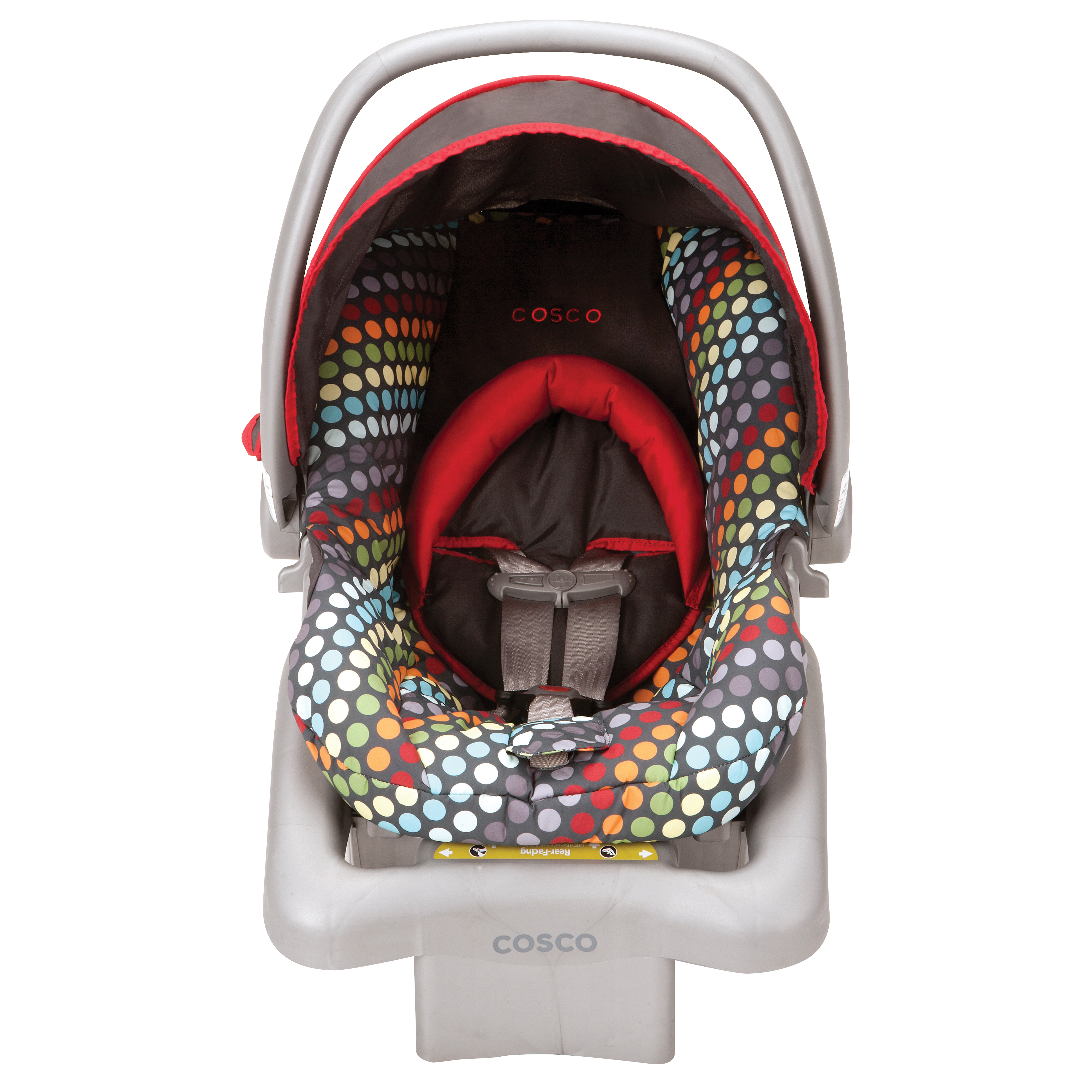 Cosco Light N Comfy DX Baby Infant Car Seat