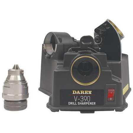 DAREX Drill Bit Sharpener V-390 JVT390