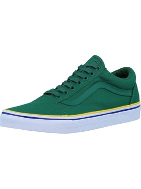 9d18ab45d4dd0c Product Image Vans Men s Old Skool Solstice 2016 Green Blue Gold  Skateboarding Shoe - 12M