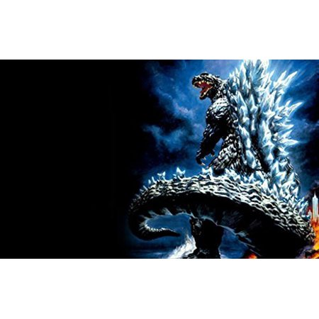 Godzilla Shin Gojira 1 4 Sheet Edible Photo Birthday Cake Topper Frosting Sheet Personalized Party